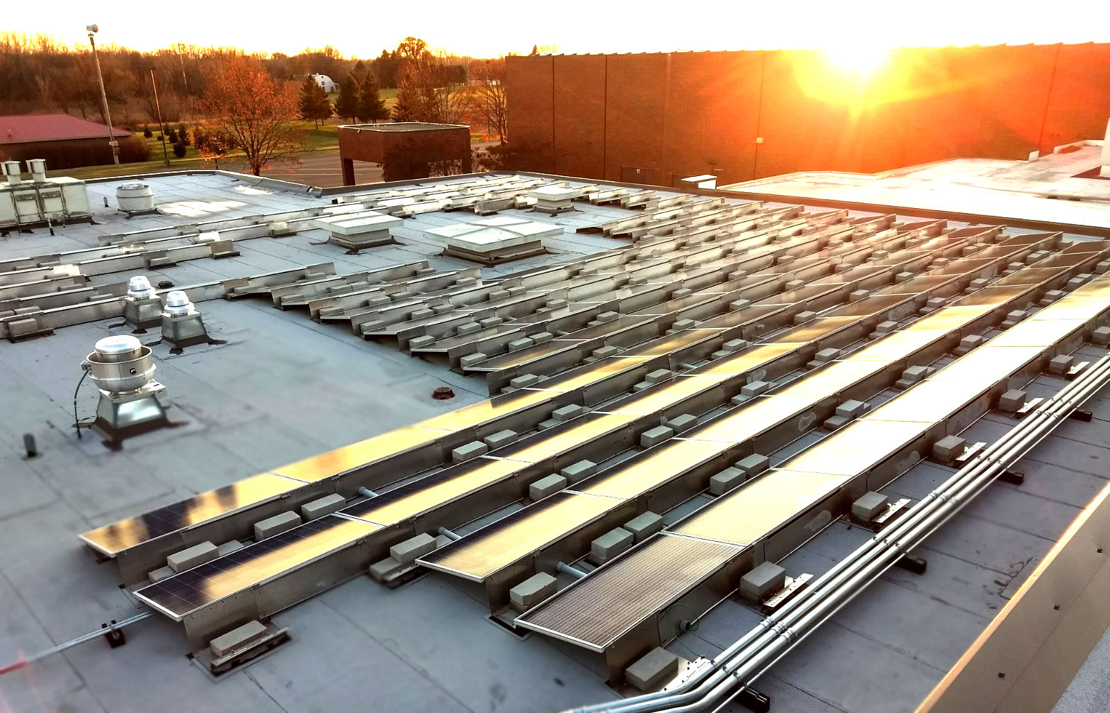 UGE Energizes Largest Solar System to Ever Serve a Minnesota School District