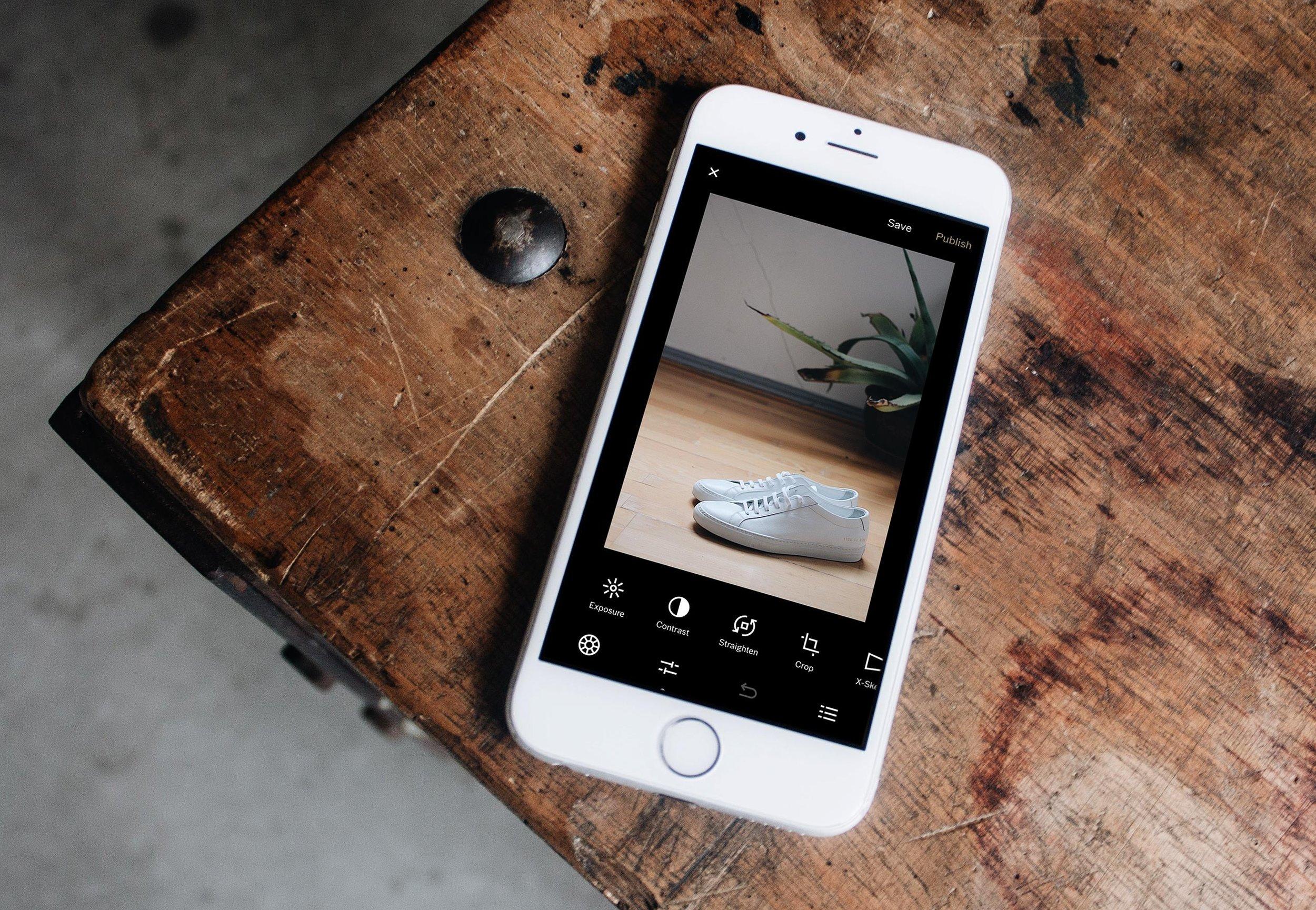 VSCO Cam photography app