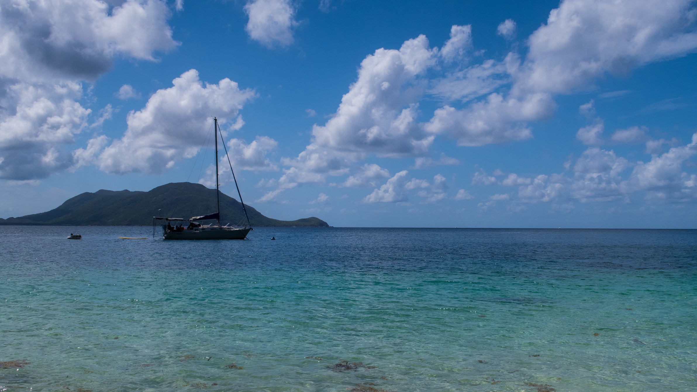 Fitzroy Island Boat Ocean Blue.jpg