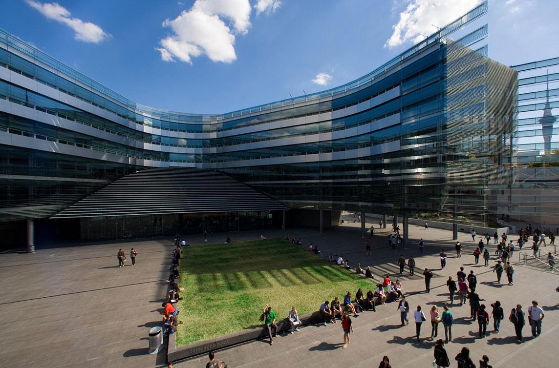 Auckland University Owen Glenn Building