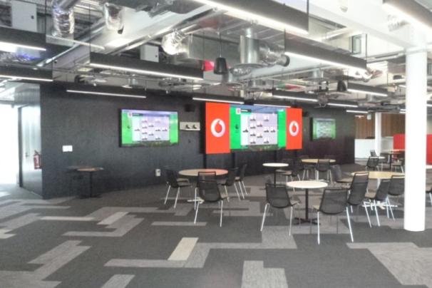 Vodafone Christchurch -