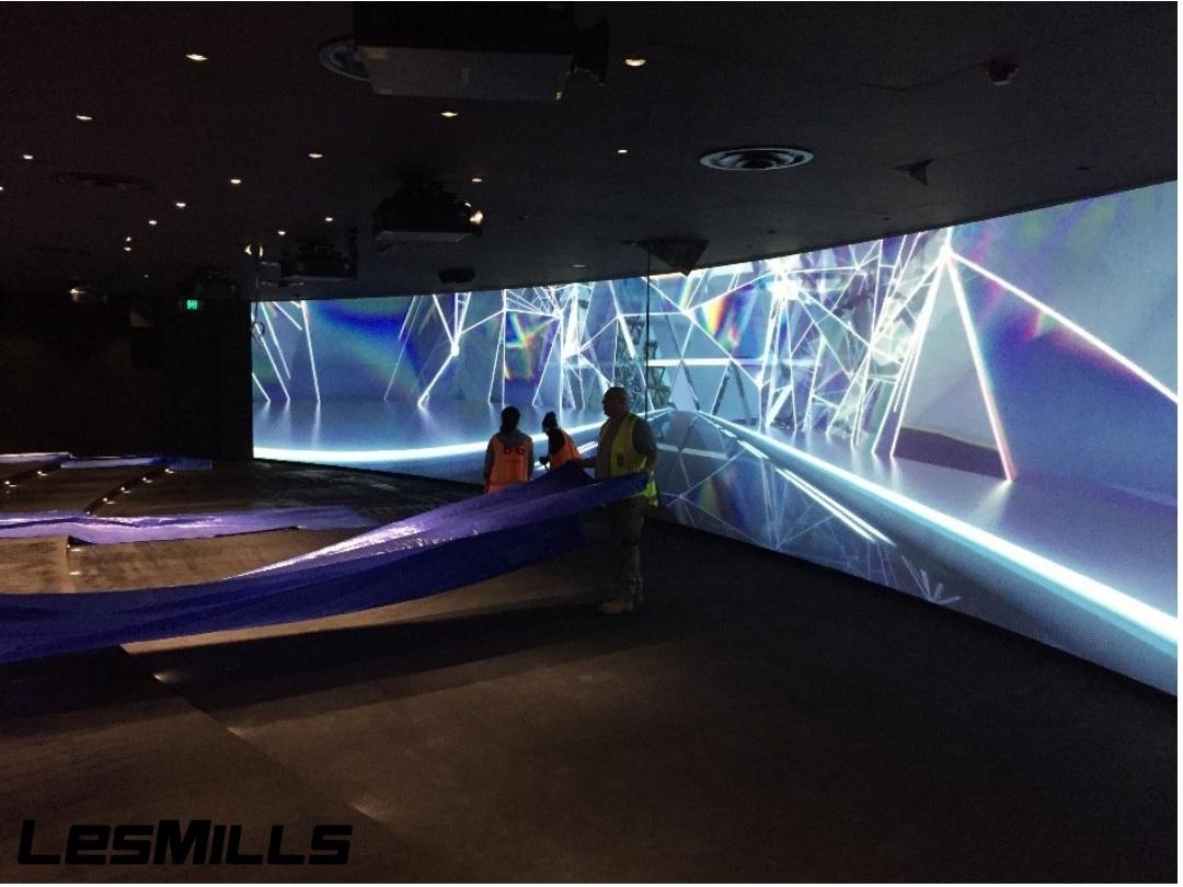 Les Mills: Auckland & Wellington -