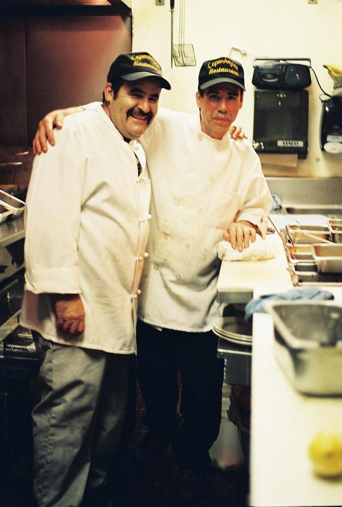 Copenhagen Bakery Chefs