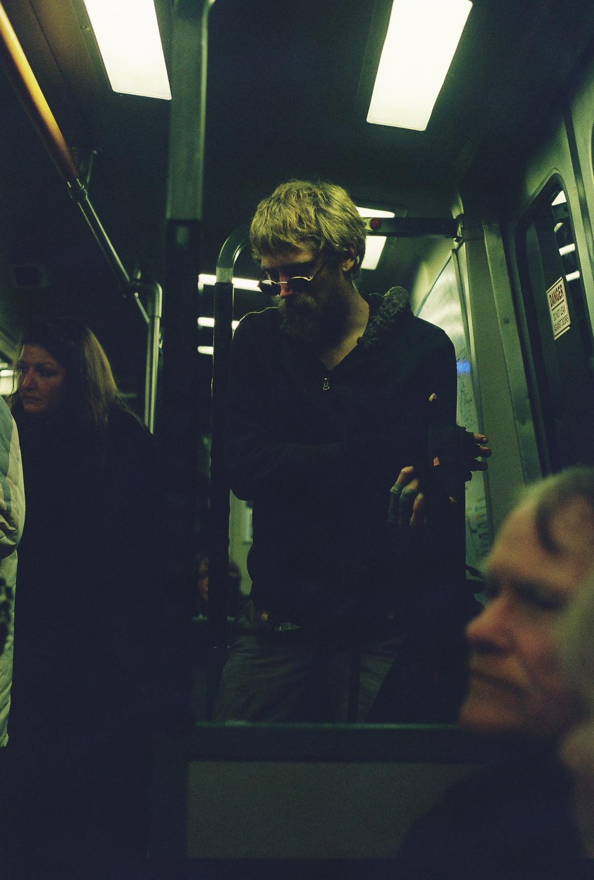 Bart Passenger
