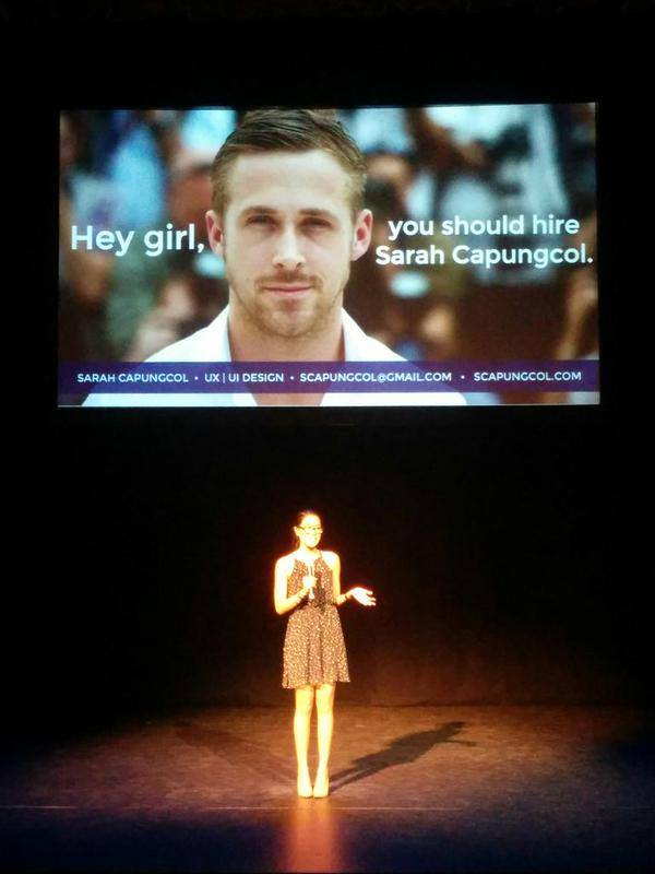 Ask me about Ryan Gosling (I swear it's actually relevant and that I'm not using random 10 year old memes).