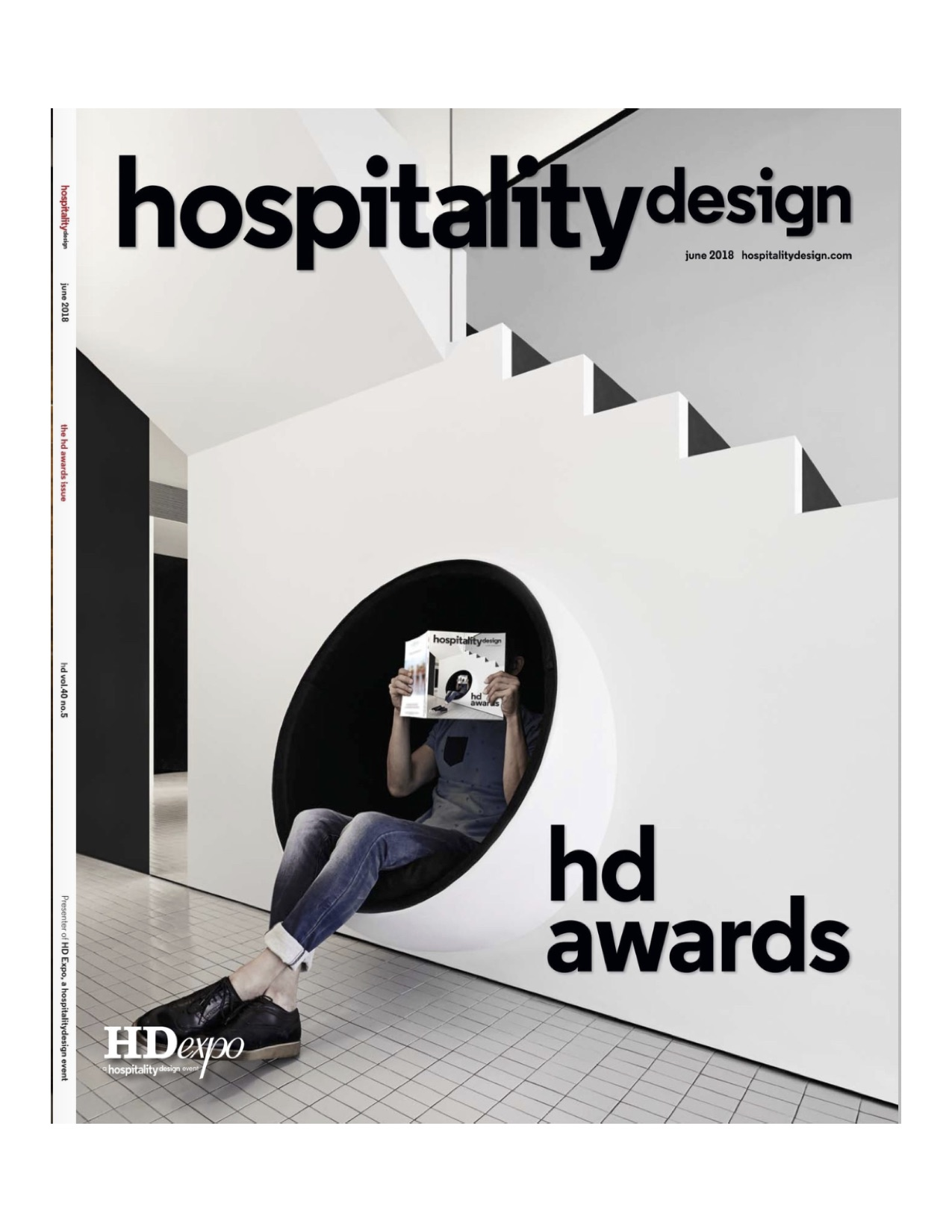 Born & Raised, Hospitality Design, HD 2018 Award Winner