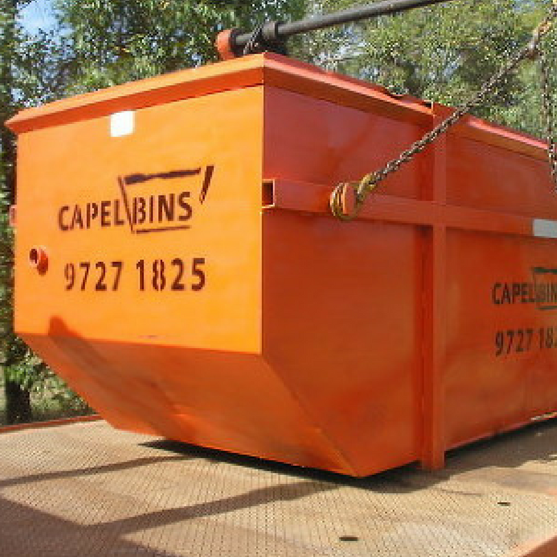 Commercial - If you are a company or business of any kind and need skip bin hire either permenently or occasionally, please contact us and tell us how we can help you. This type of skip bin will take heavy commingled waste for eg. bricks, sand and concrete.Click here for Commercial Skip Bins.