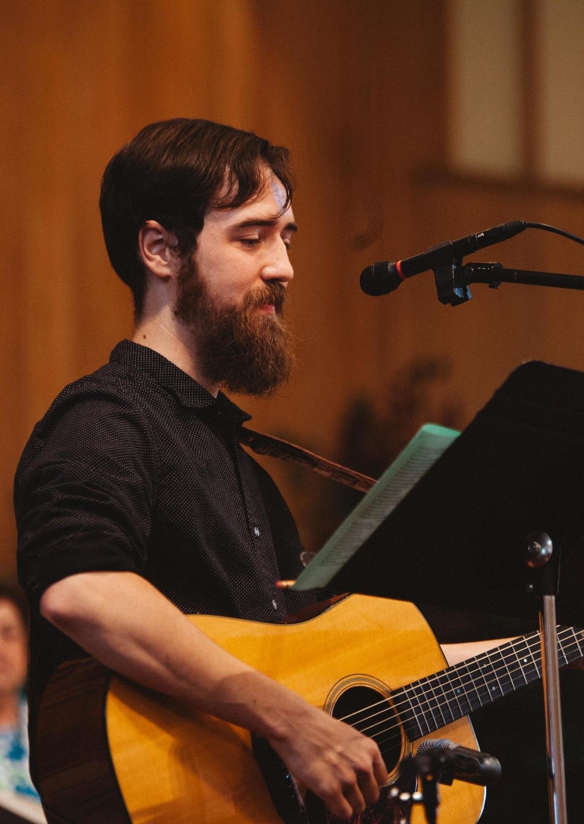 Associate Pastor: MusicRev. Derek Harris, MCM -