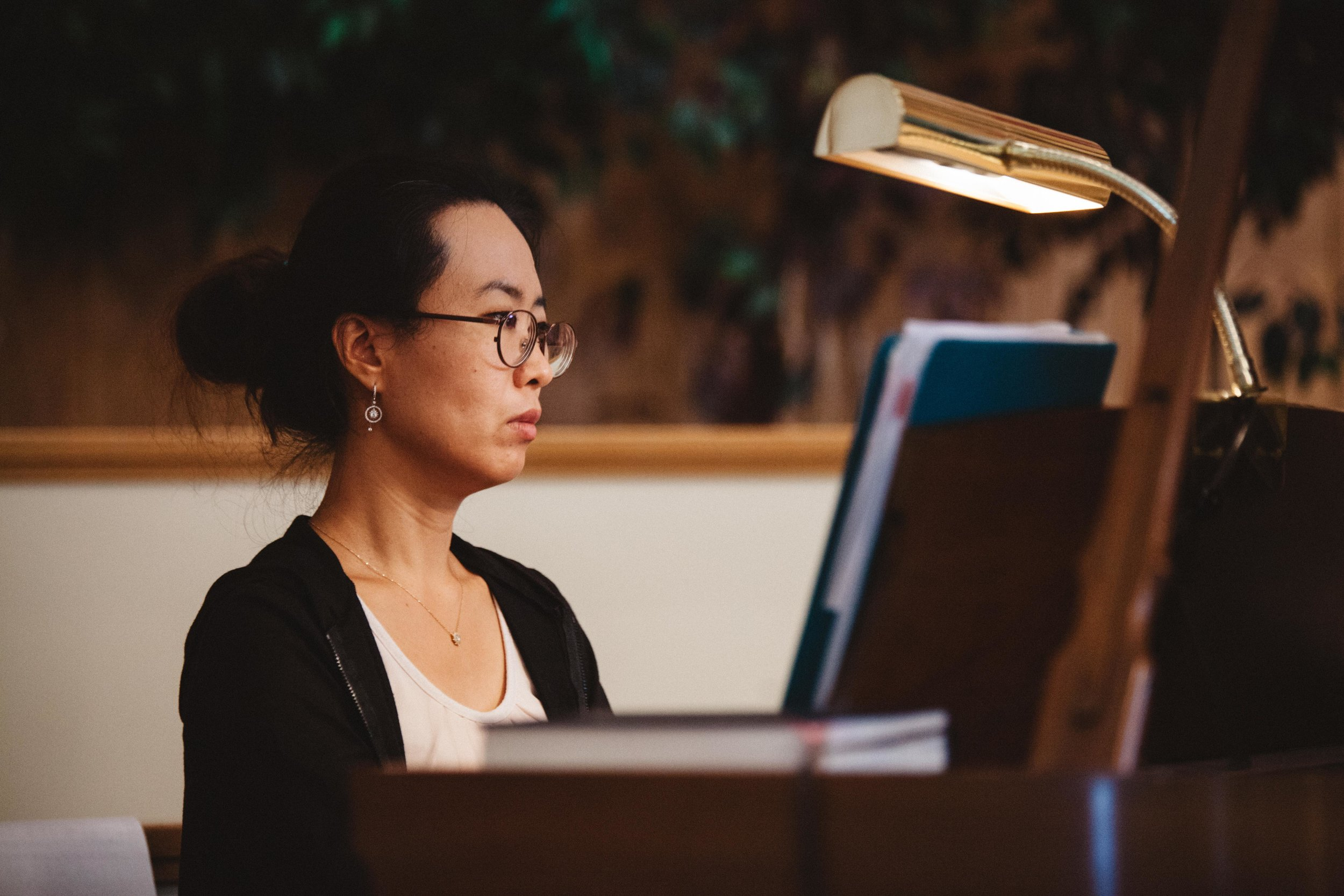 Sylvia Kim, Piano