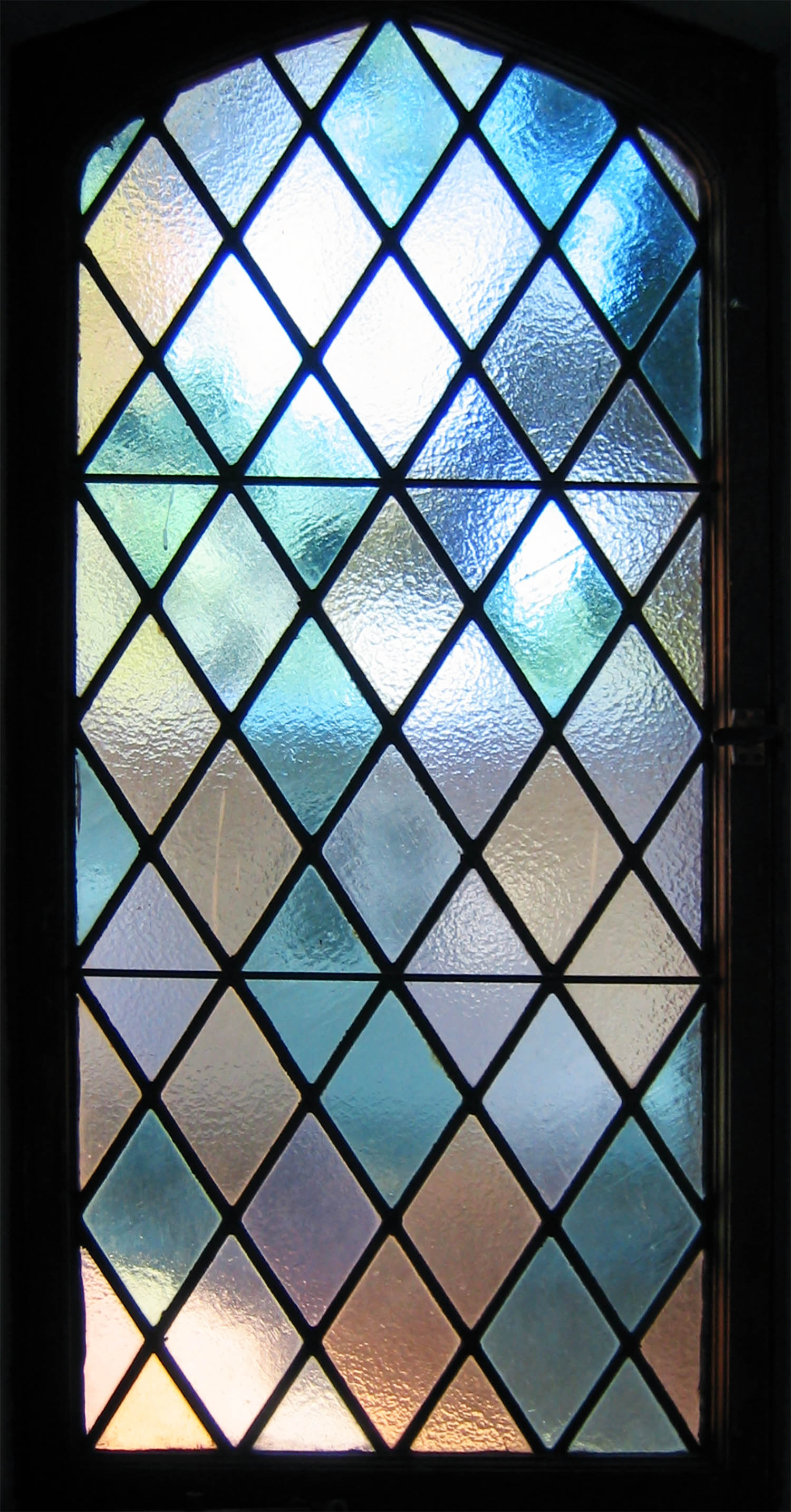 colored glass diamond pattern clear texture leaded glass stained glass window palo alto atherton california san francisco san jose legacy glass.jpg