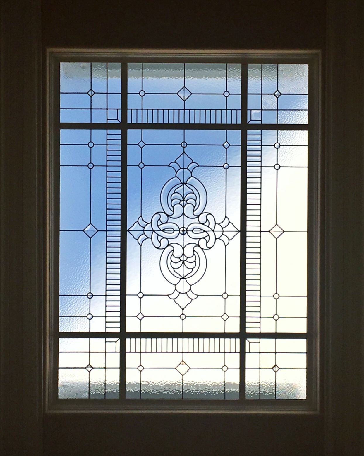 bevel+cluster+intricate+leaded+glass+stained+glass+skylight+clear+textured+glass+palo+alto+atherton+menlo+park+san+jose+san+francisco+bay+area+legacy+glass.jpeg