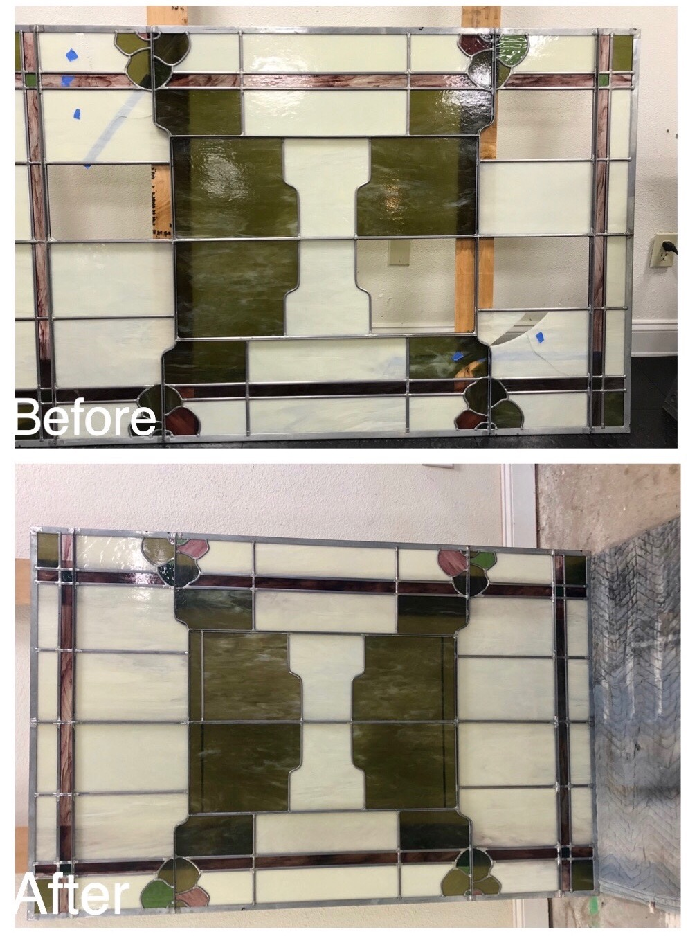 stained glass repair skylight craftsman cloud lift before and after legacy glass studios california (1).jpg