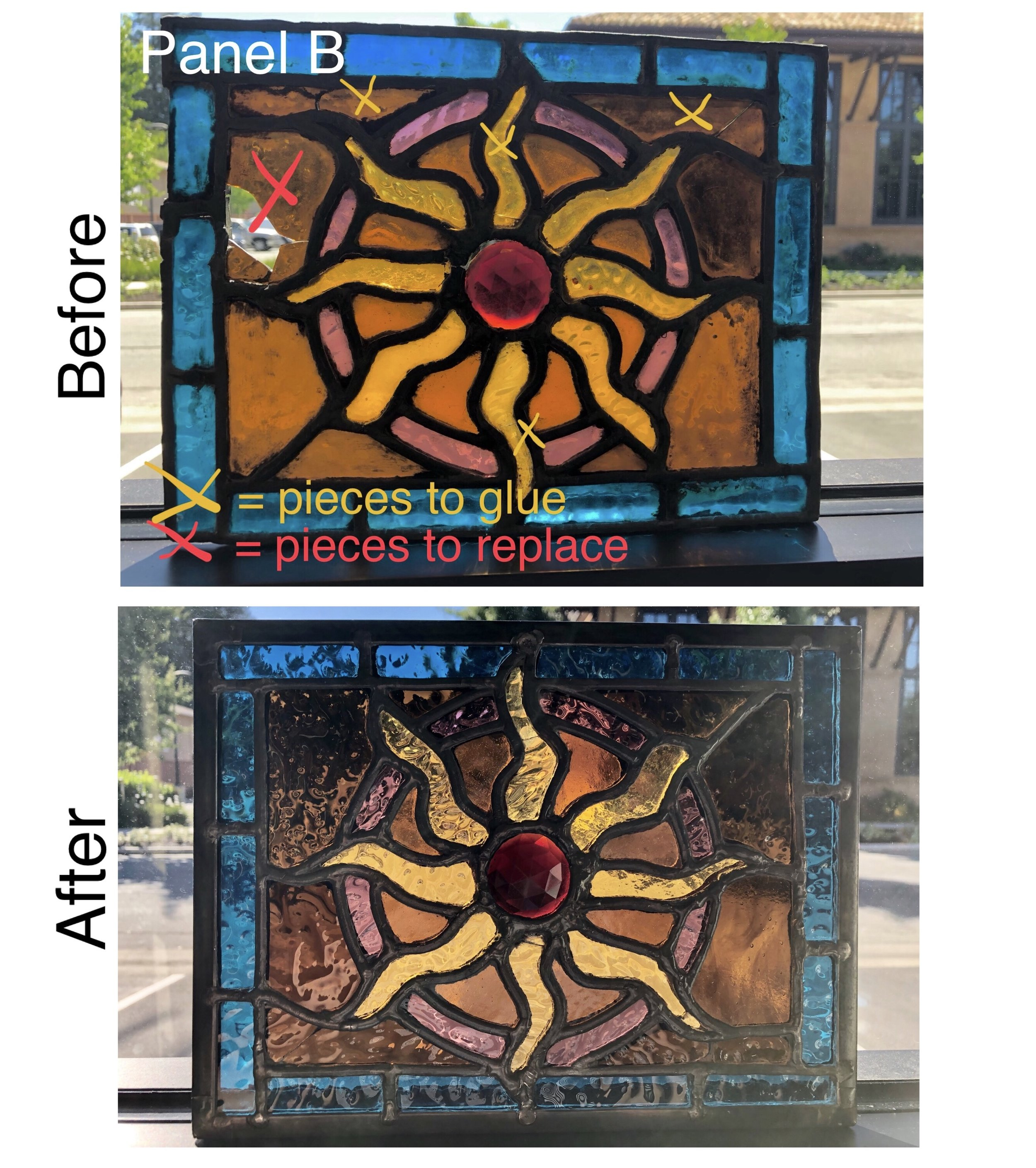 stained glass repair bay area legacy glass studios broken colored glass lead.jpg