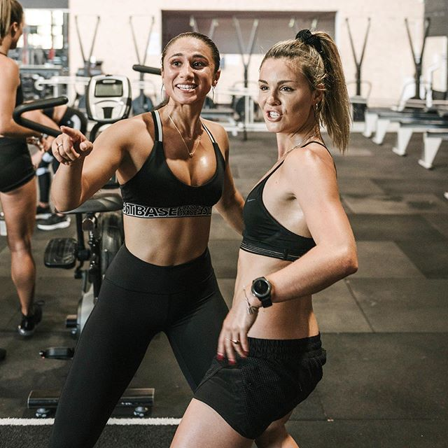 Friendship is like peeing your pants; everyone can see it but only you can feel its warmth 🙏🏼💦 happy birthday to this absolute queen, thank you for making your way into my life and being my rock, my training partner, my therapist, my partner in crime and my idol. The world needs more people like you in it! 💥🧀💗