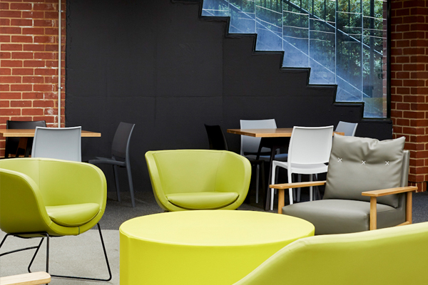 University of Adelaide Refurbishment Student Hub