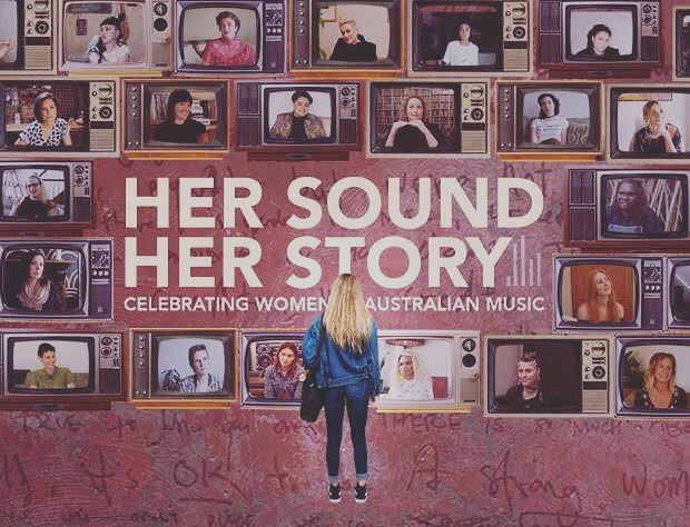 For all those who I've yet to announce this to, but we've recently taken over @somevelvetmorning123 - a music and wine bar in Clifton Hill. For international women's day (March 8) we are screening @hersound_herstory alongside some rad music. Would love to see you there! Link to tickets in bio. (This is also the reason for my far slower design output! I'll be back soon!)