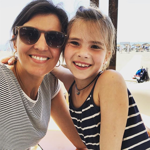 Throwback to last weekend: Malaga with the sweetest of all 7-year-olds 😍😍😍 #mumanddaughter #justthetwoofus #malagaspain #malaga #daughterlove #goodnesst #mygoodnesst