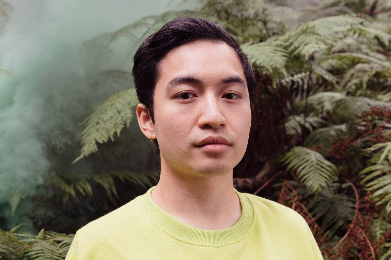 Tzekin   Tzekin (fka V Kim) makes R&B that dissects K-pop, Hong Kong ballads, improvisational ambient music and nostalgic Asian trance. He is a composer, DJ, curator, and co-founder of pan-Asian collective Eternal Dragonz.
