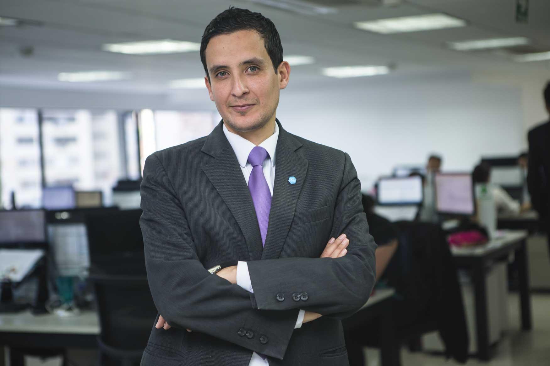 Interna perfil Oscar Salamanca