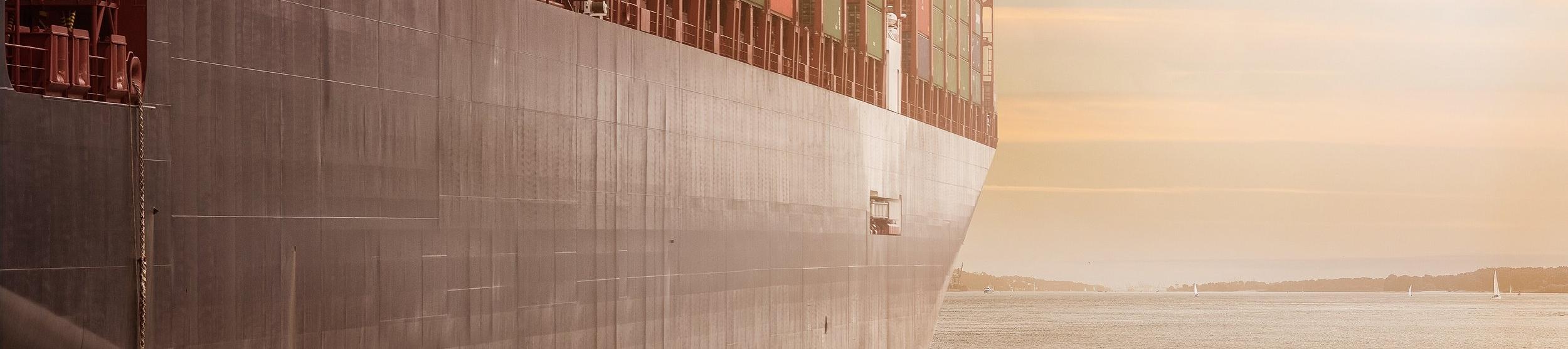 SHIPPING -