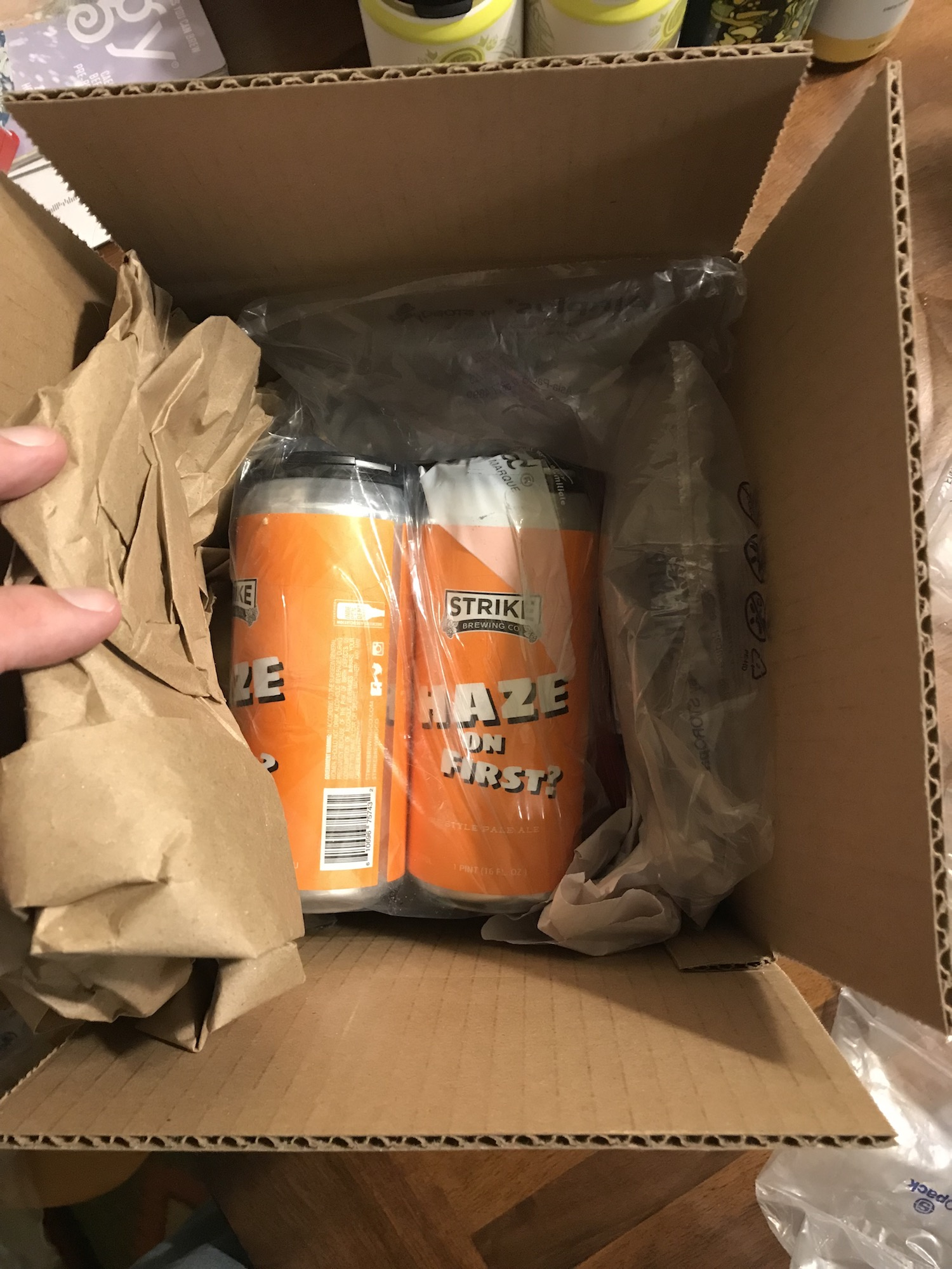 How To Safely Ship Beer Crafty Shipping Safely Ship Your Bottles