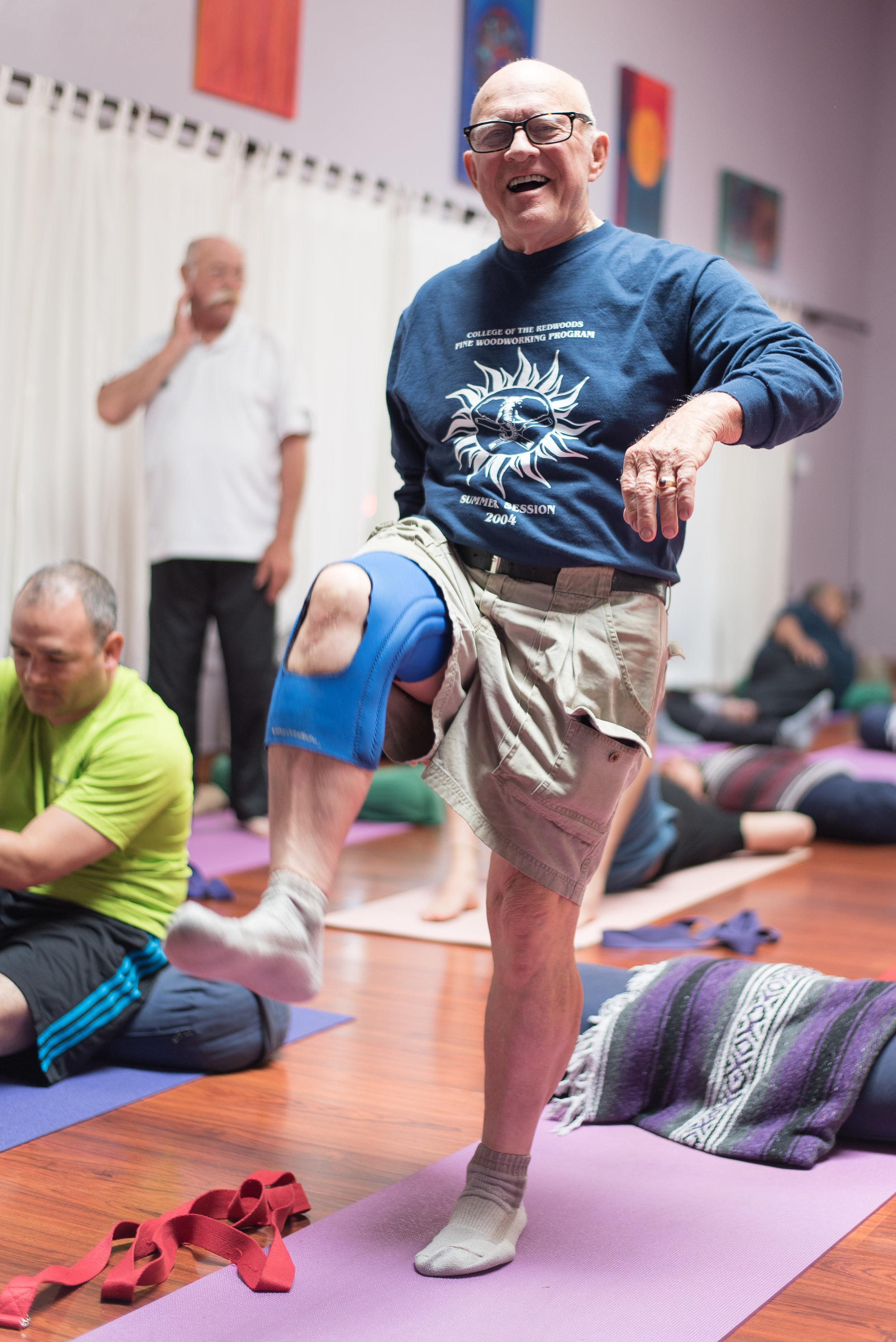 Yoga for Veterans