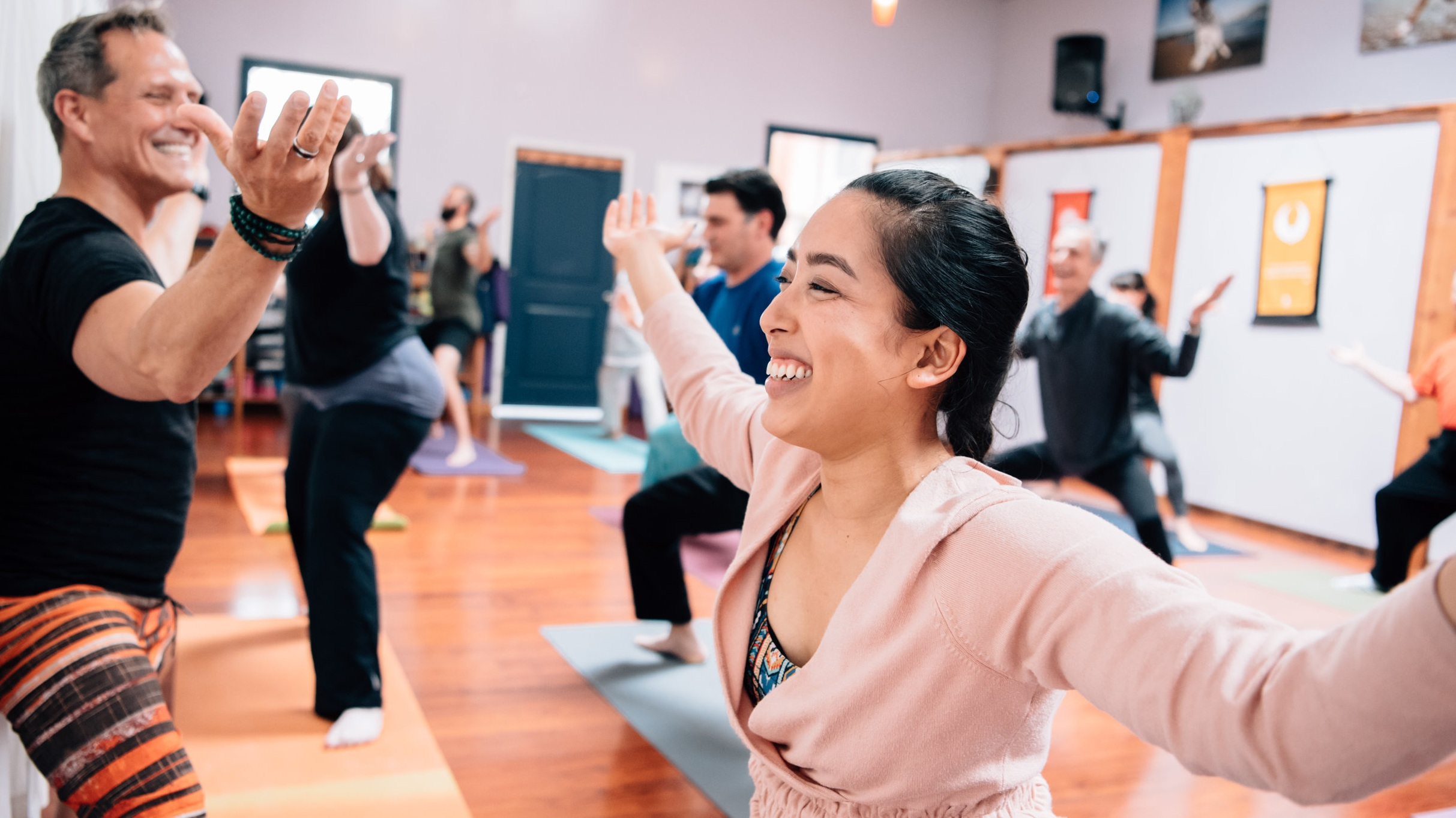 now open! - Check out our group class schedule3048 Claremont  Ave, Berkeley, CA 94705510-859-3559WE ARE HIRING - infoberkeley@purushayoga.org