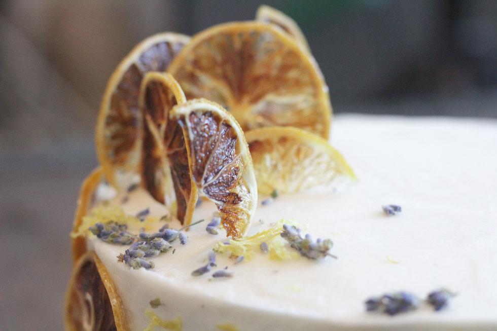 Garnishes for Lavender and Lemon Cake.jpg