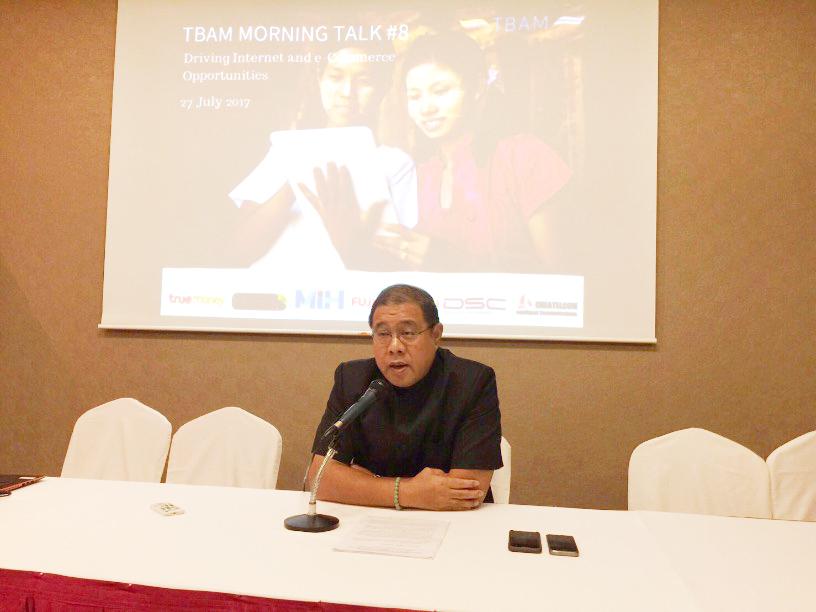 Mr. Jukr Boon-Long, Ambassador of Thailand