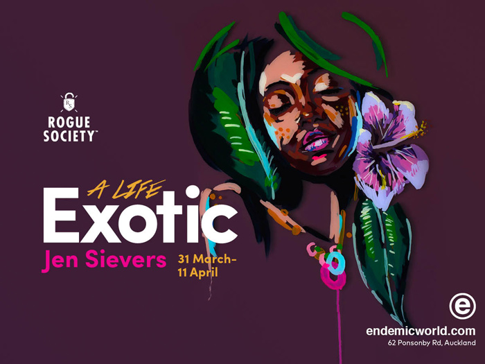 A Life Exotic Flyer