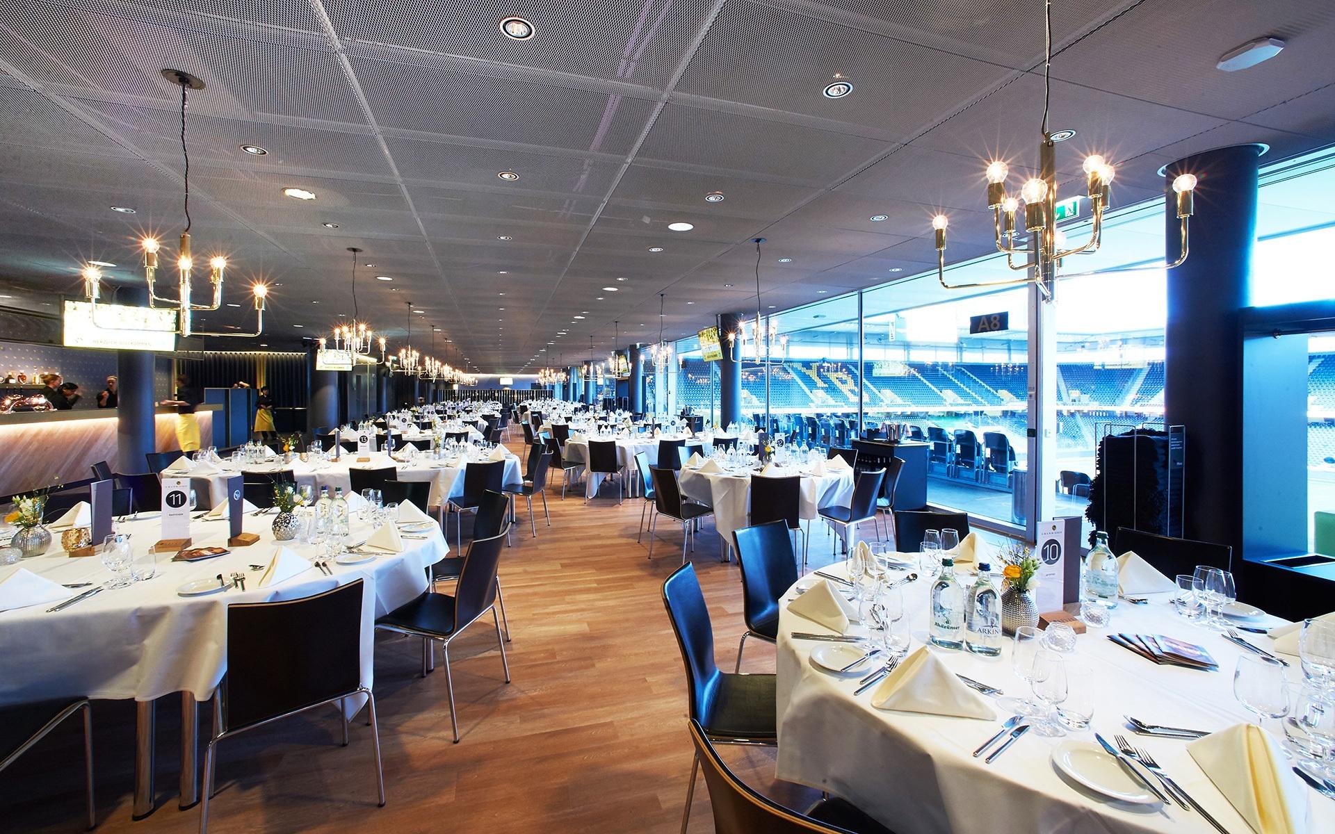 Champions Lounge - Grand Dinner