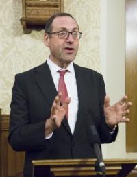 Richard Harrington, Under Secretary of State at BEIS