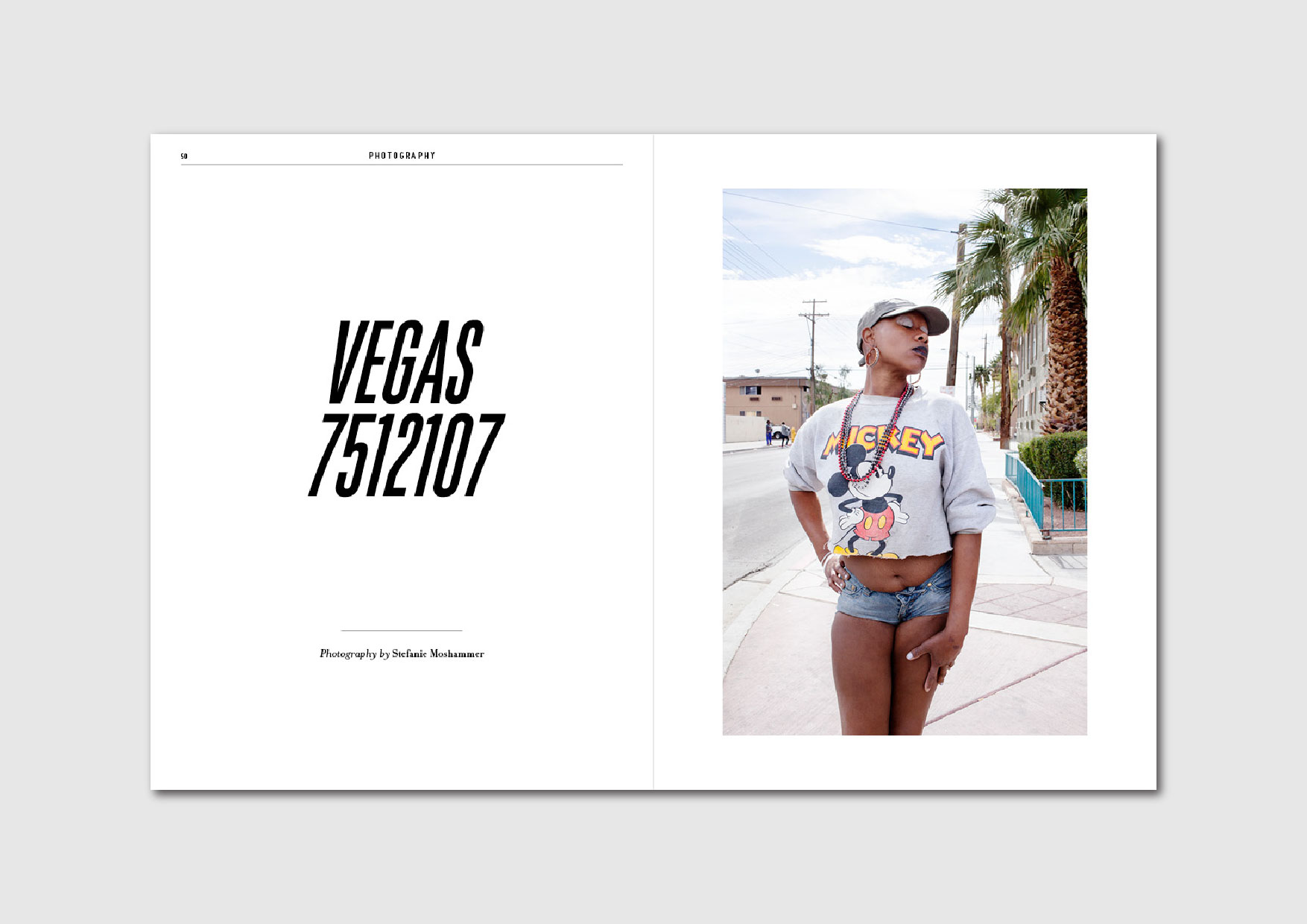 Vegas 7512107:  photo series by Stefanie Moshammer