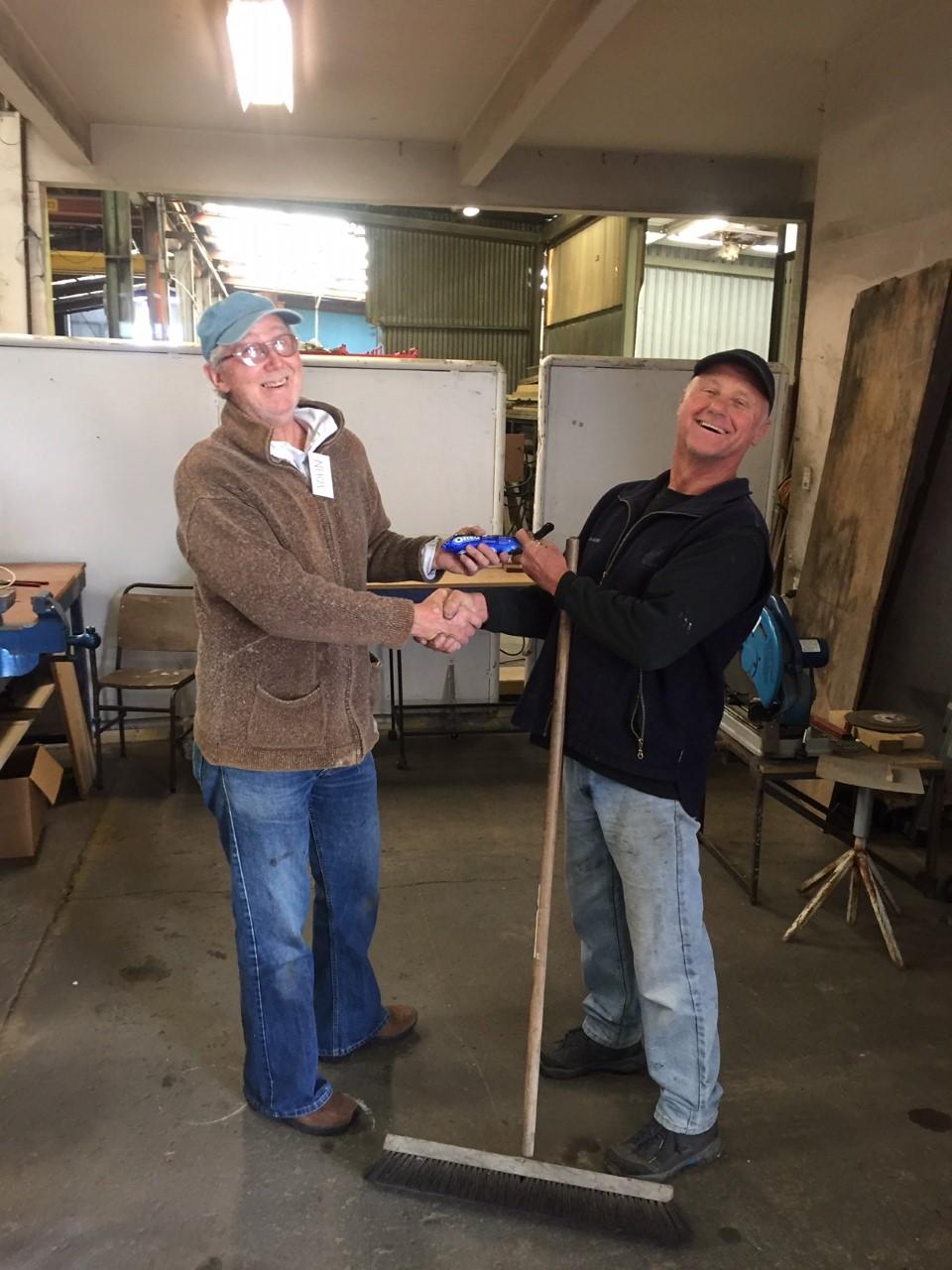 Paul gets Oreo Award for a clean sweep
