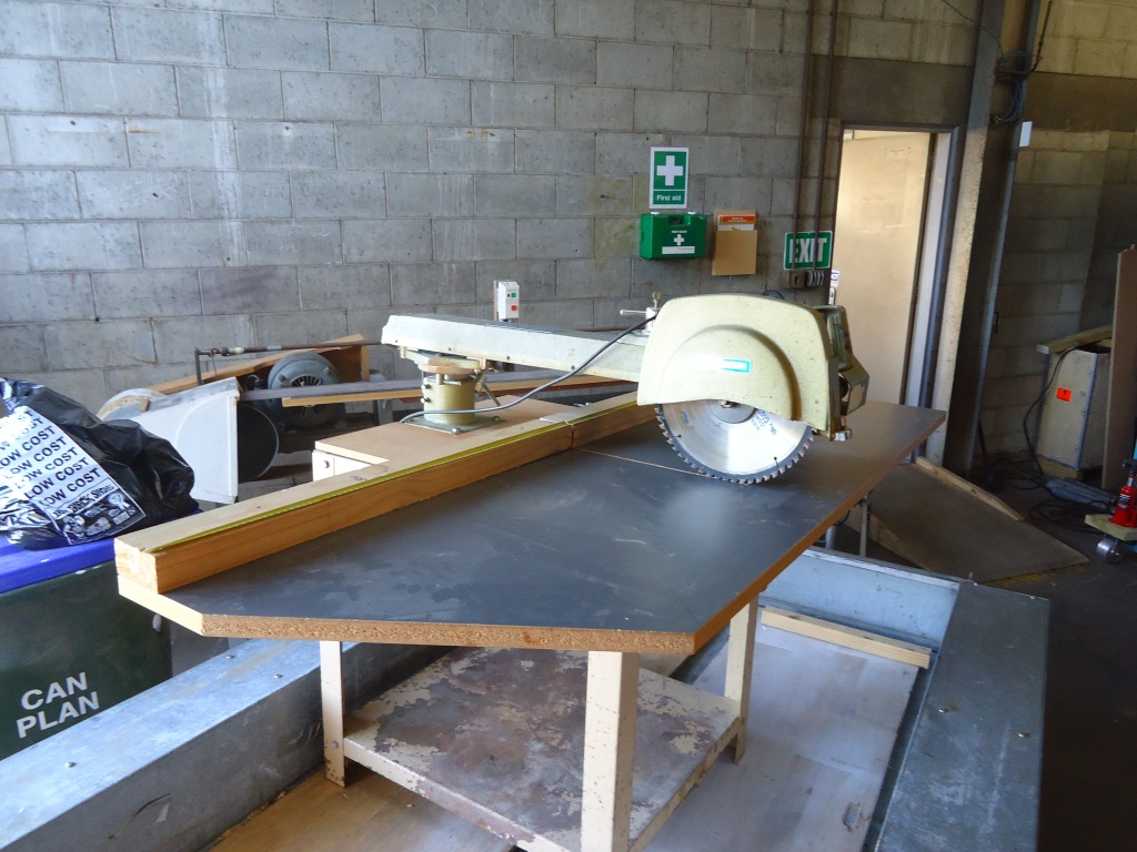 Draw saw from Garin College.