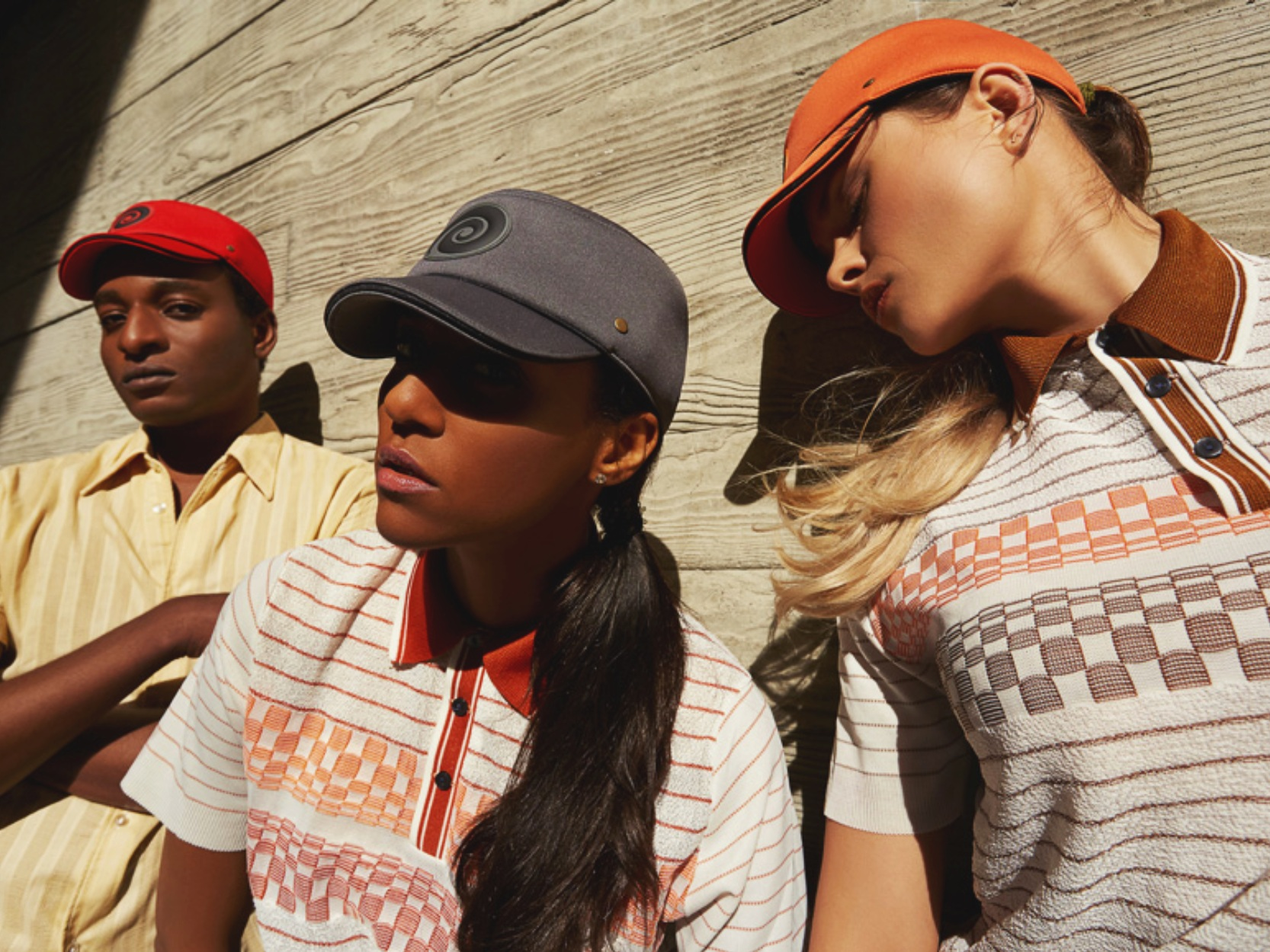 JOLITOBE - Designed by Jo Li of Crazy Fashion label in Gdansk, Poland these almost square low sitting fit unisex neoprene caps have have extra special design details, like coloured adjustable silicone straps and credit card size pocket.