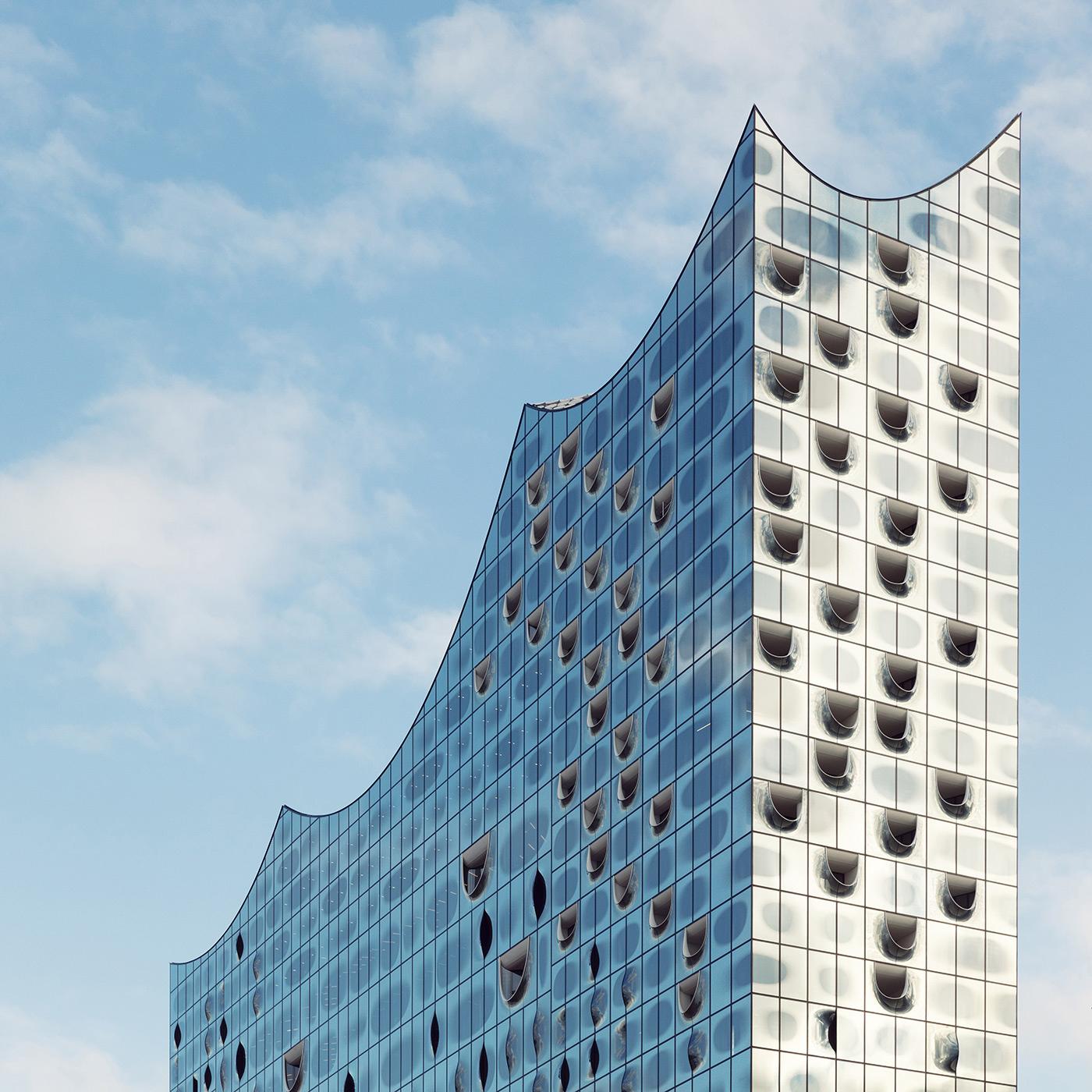 Elbphilharmonie Location: Hamburg, Germany Architects: Jacques Herzog & Pierre de Meuron