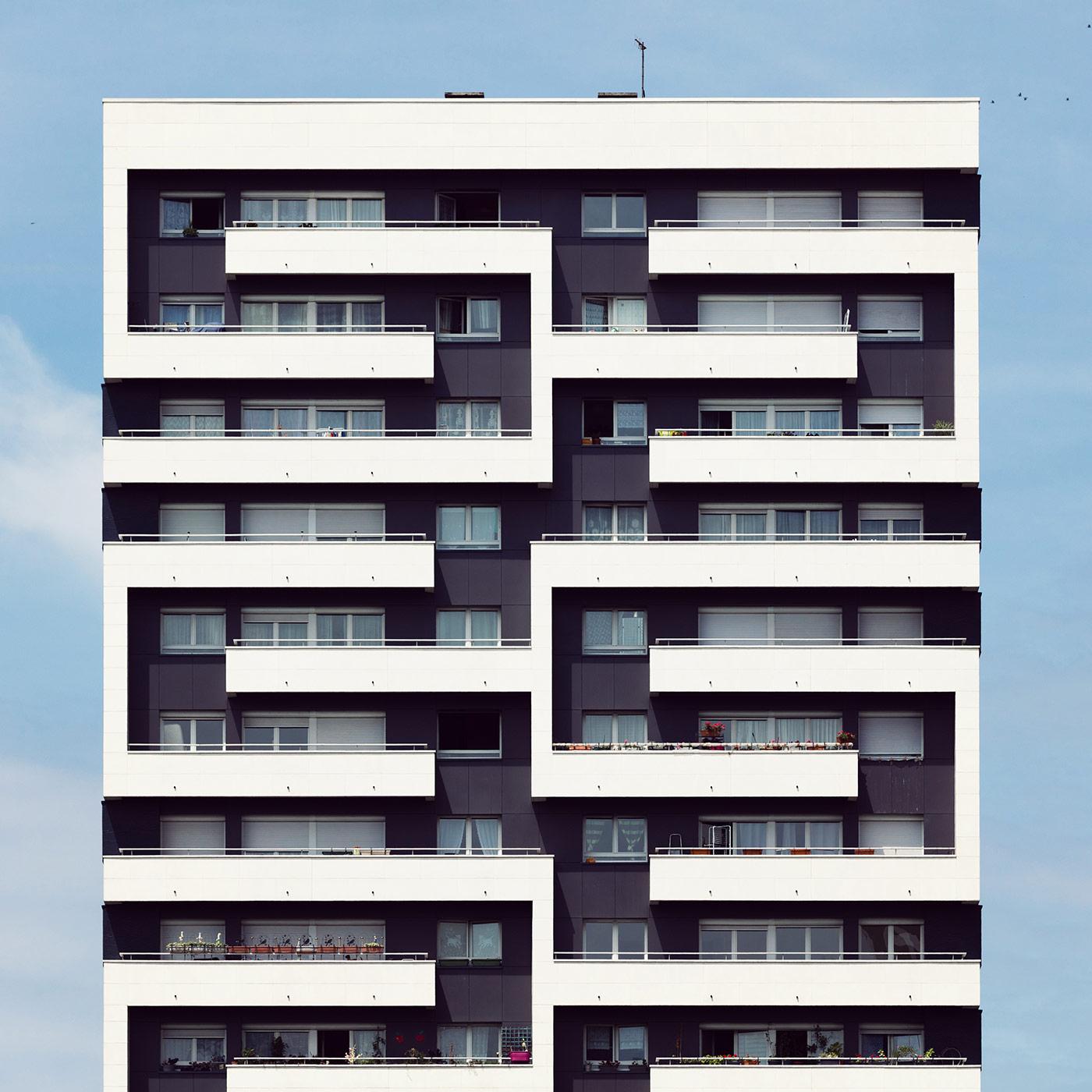 La cité Curial-Cambrai <br />Location: Paris, France <br />Architect: André Coquet