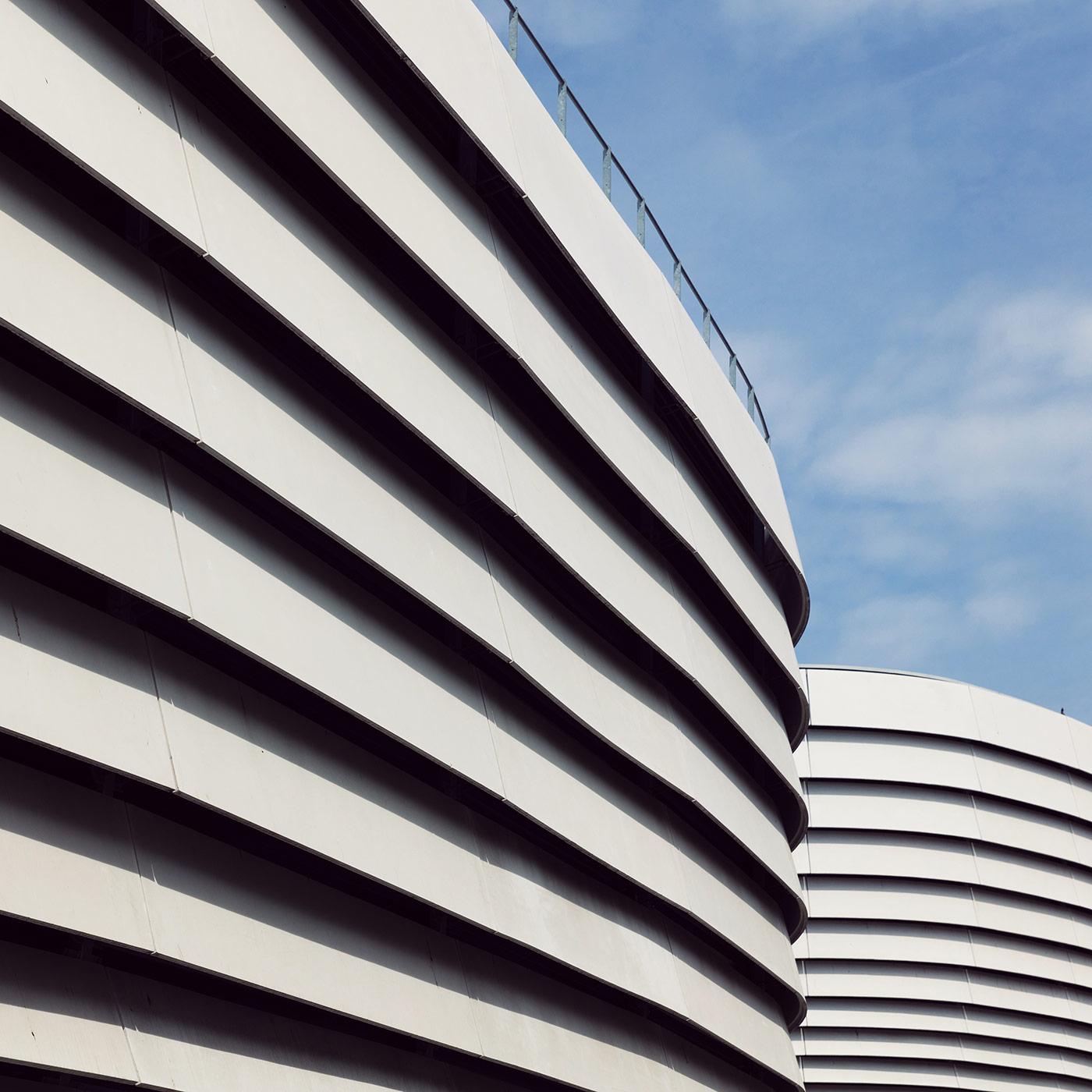 Le Centre National d'Entraînement <br />Location: Paris, France <br />Architects: unknown to me