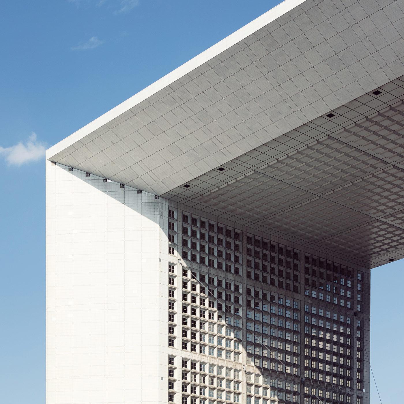 Grande Arche <br />Location: Paris, France <br />Architects: Otto von Spreckelsen and Paul Andreu