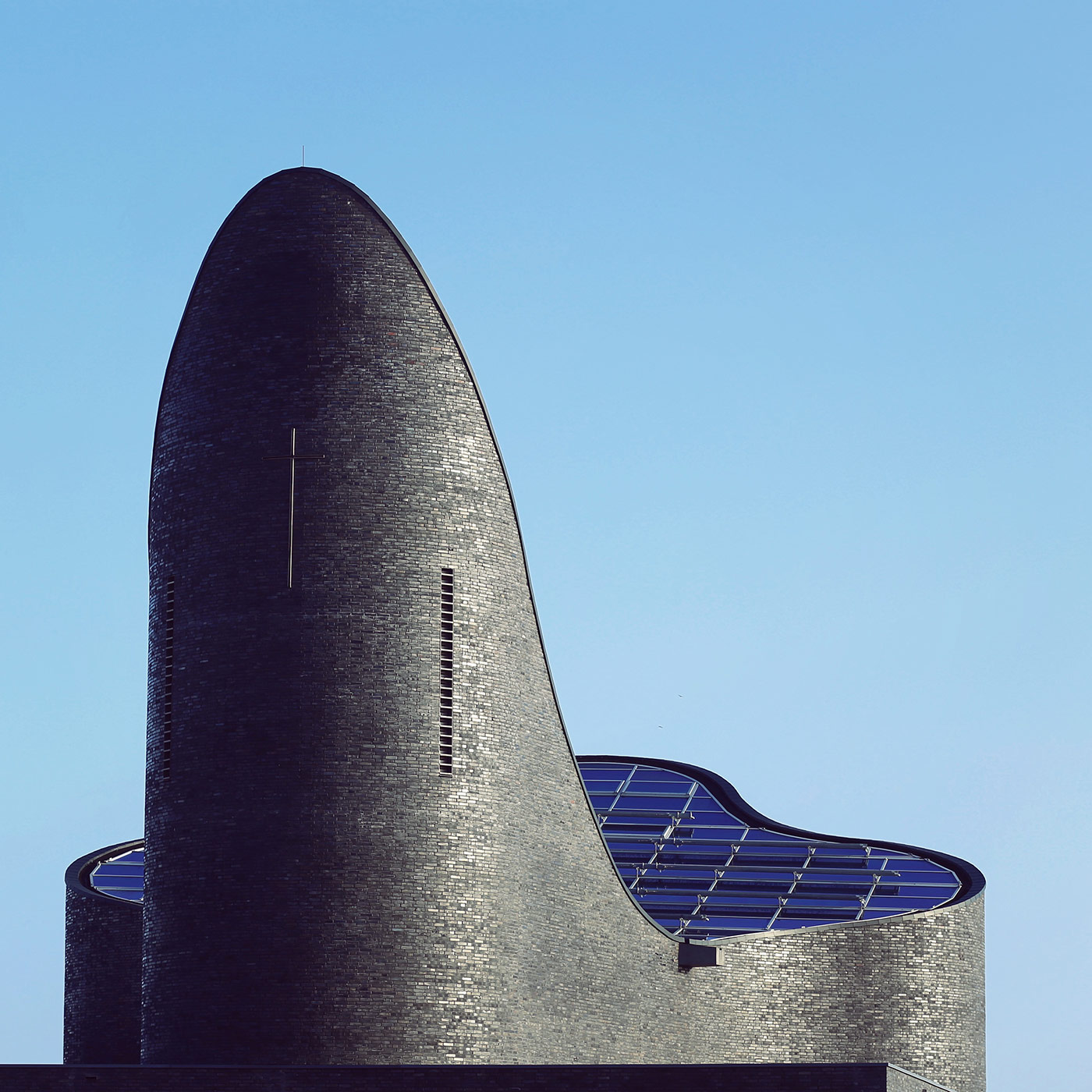 Church St. Marien Location: Schillig, Germany Architect: Königs Architekten