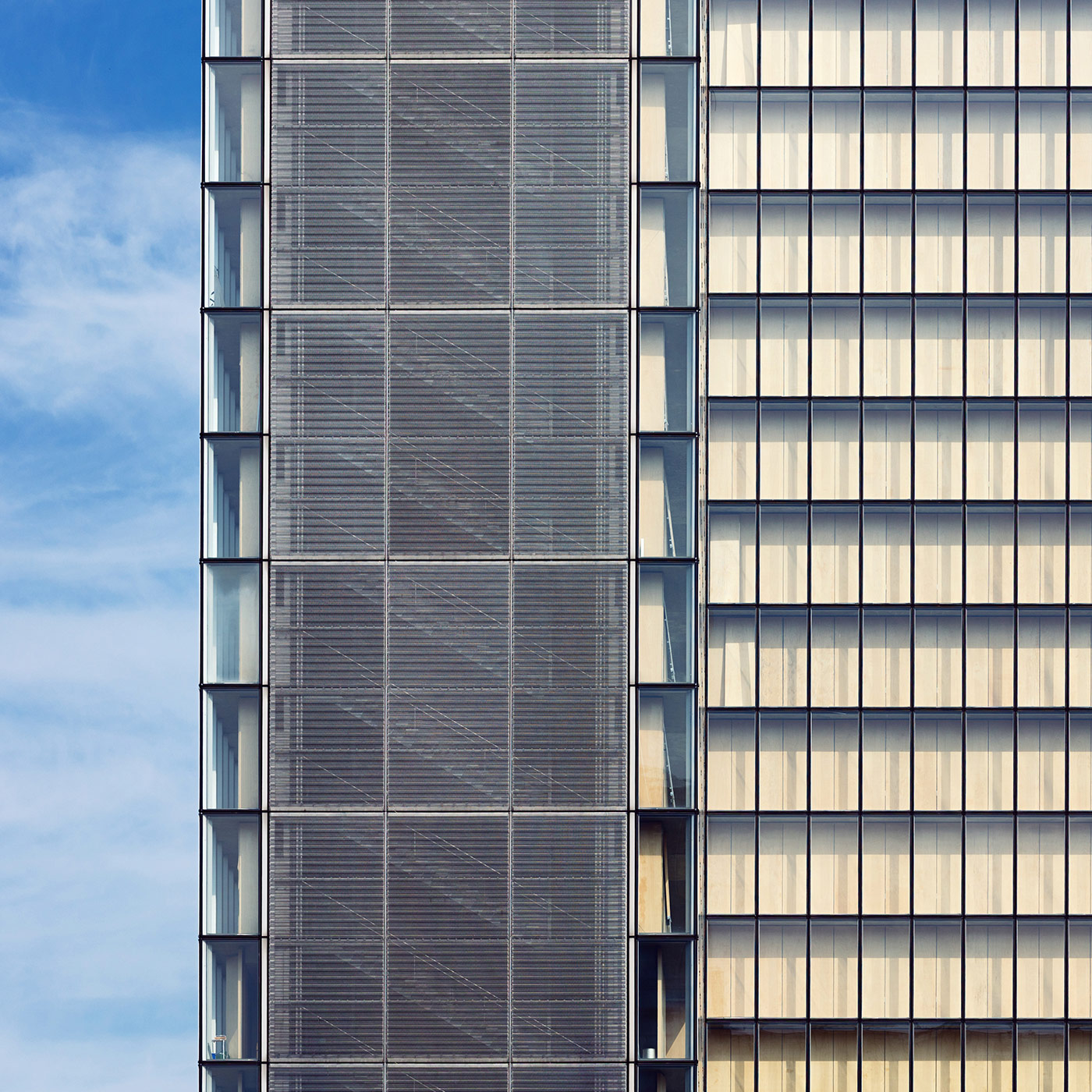 Bibliothèque nationale de France <br />Location: Paris, France <br />Architect: Dominique Perrault