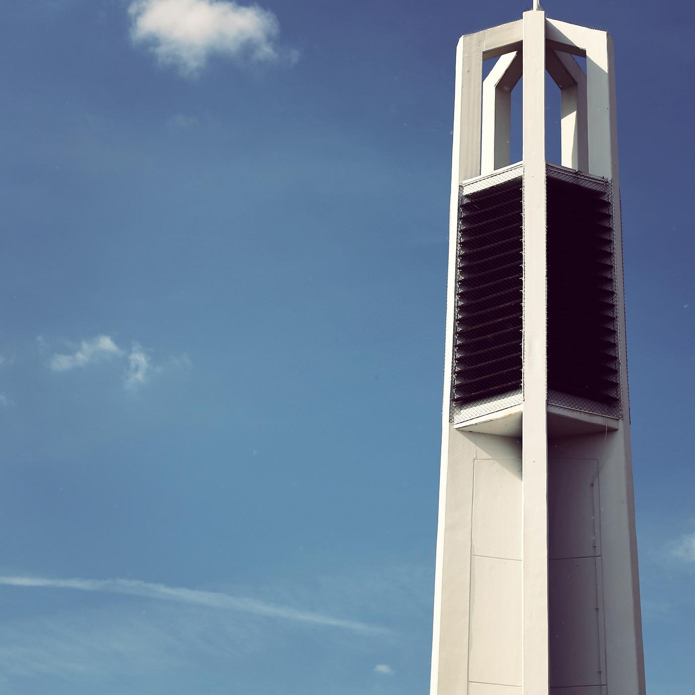 Church St. Gabriel <br />Location: Hamburg, Germany <br />Architect: Karlheinz Bargholz
