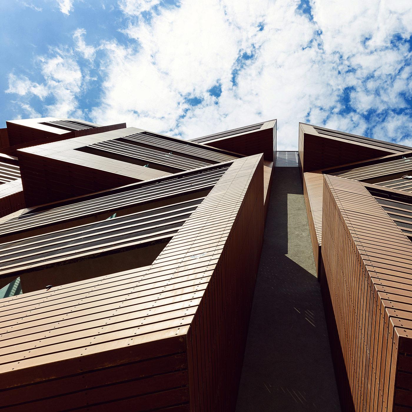 Basket Apartments <br />Location: Paris, France <br />Architect: OFIS Architects
