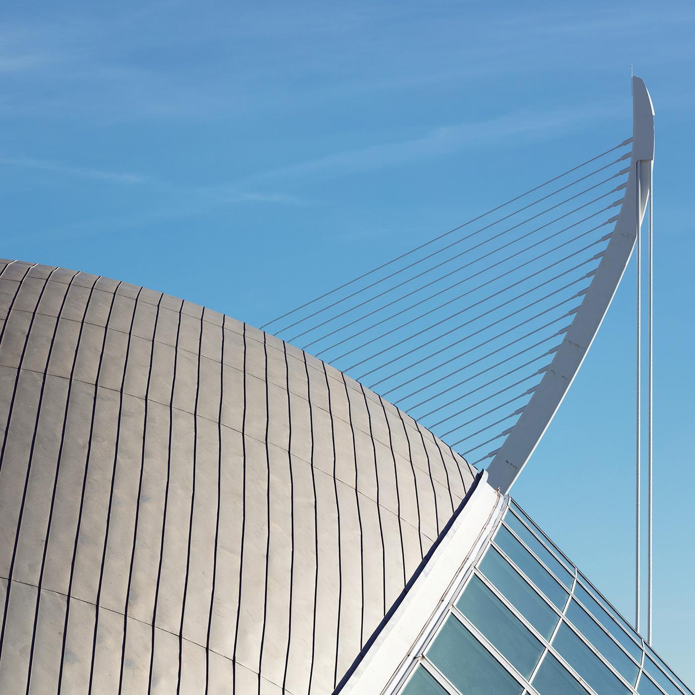 L'Hemisfèric & Pont de l'Assut de l'Or
