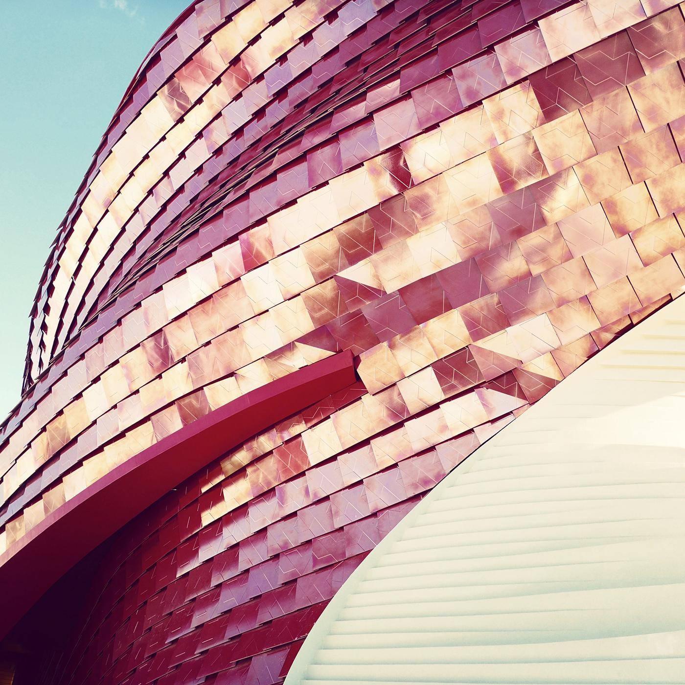 Vanke Pavilion Expo 2015 <br />Location: Milano, Italy <br />Architect: Daniel Libeskind