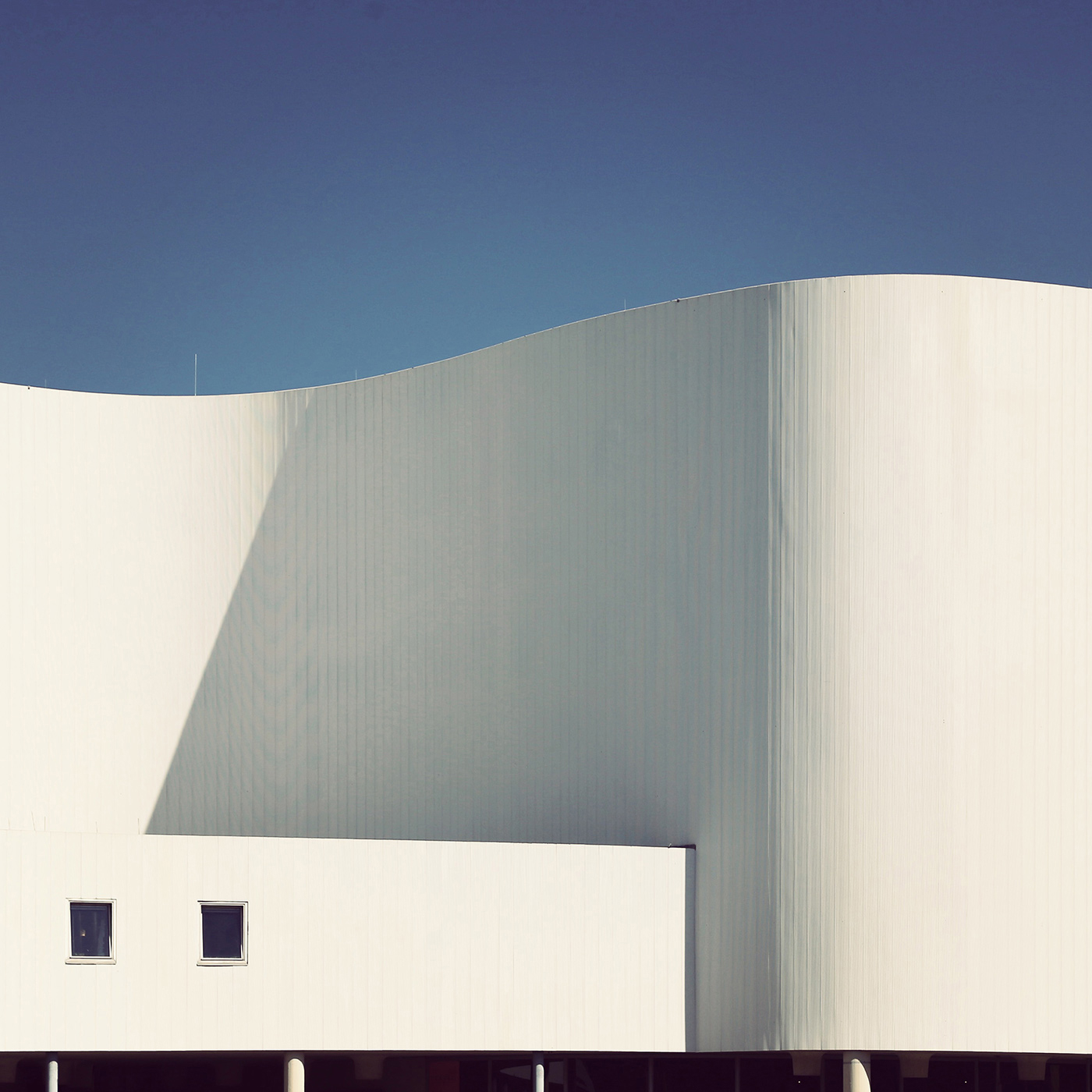 Schauspielhaus Düsseldorf <br />Location: Düsseldorf, Germany <br />Architect: Bernhard Pfau
