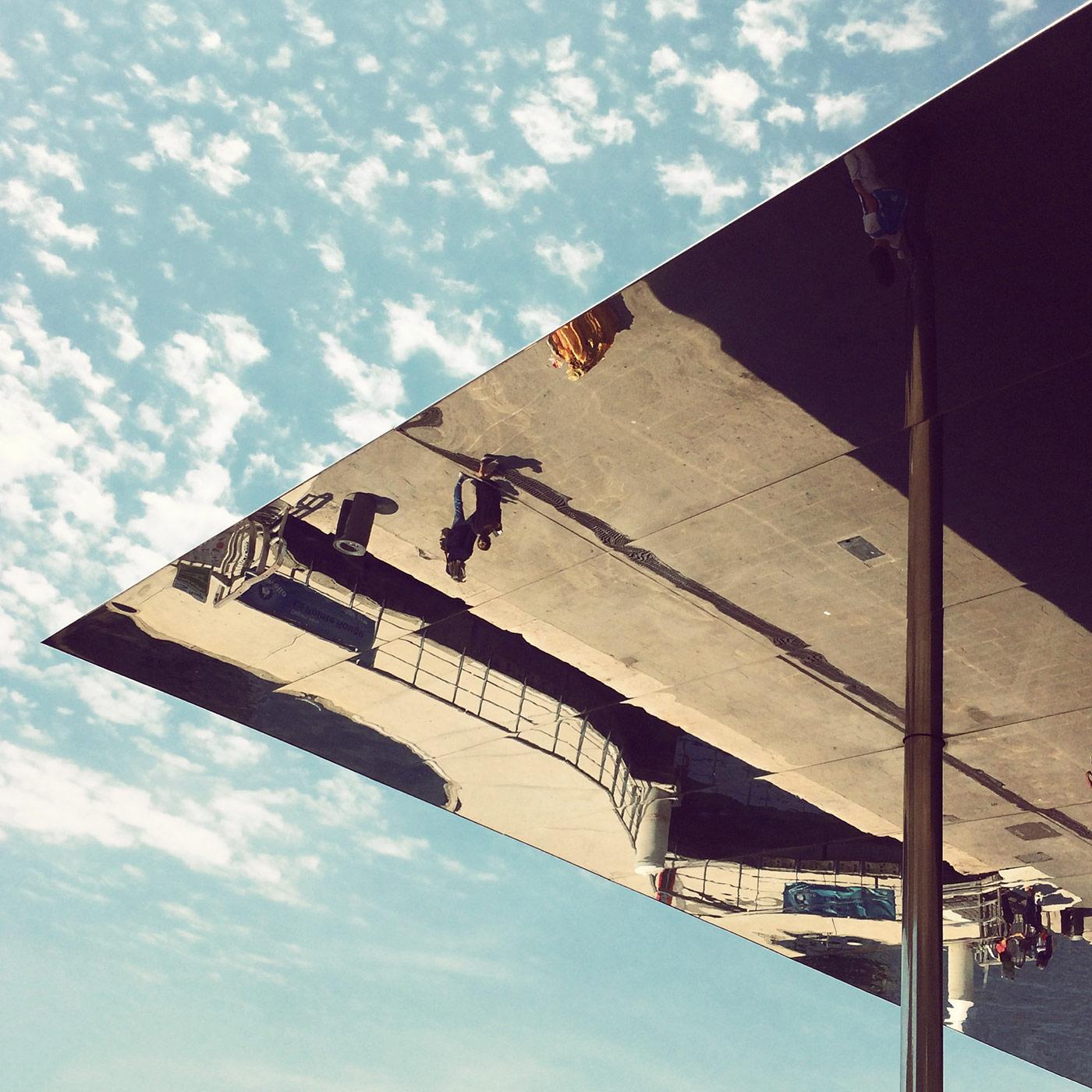 Vieux Port Pavilion <br />Location: Marseille, France <br />Architects: Foster + Partners