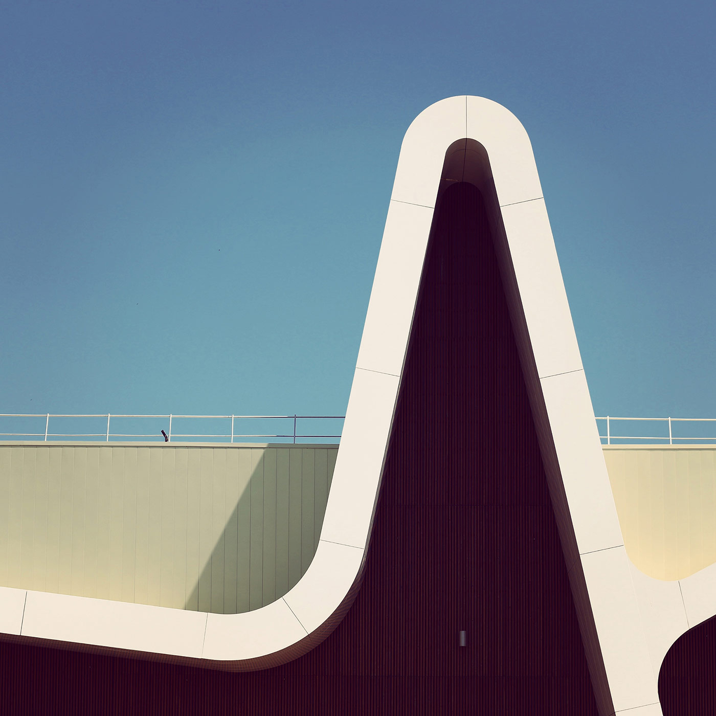 Les Océanides Mall <br />Location: La Teste-de-Buch, France <br />Architect: Atelier REC