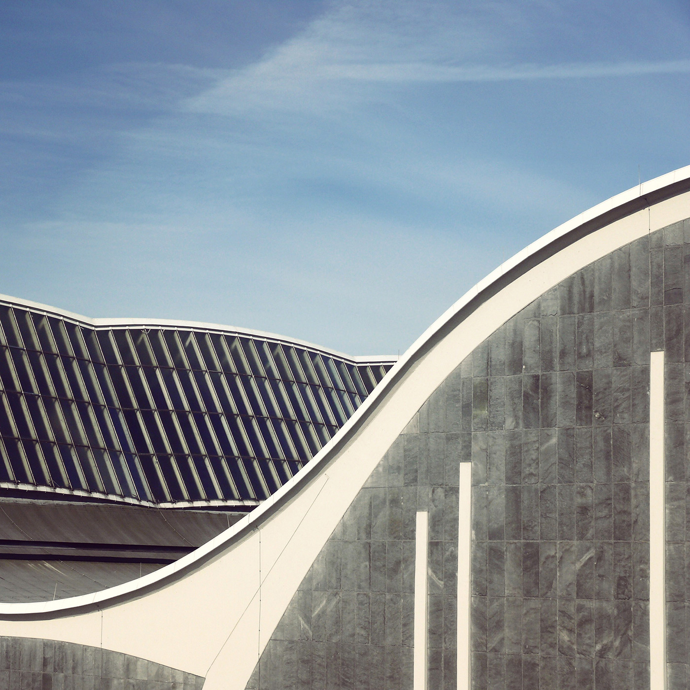 Wholesale Market <br />Location: Hamburg, Germany <br />Architects: Bernhard Hermkes